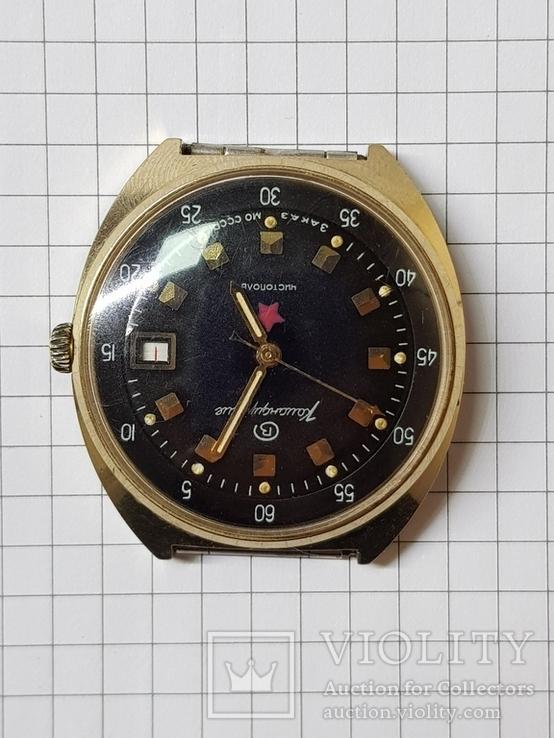 Часы Восток Командирские AU Чистополь Заказ МО СССР, фото №3