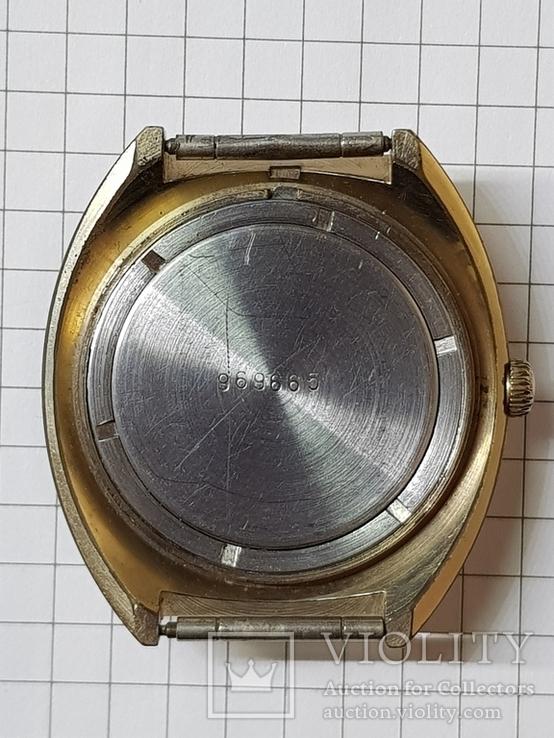 Часы Восток Командирские AU Чистополь Заказ МО СССР, фото №4