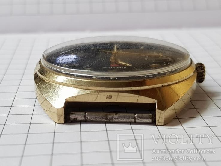 Часы Восток Командирские AU Чистополь Заказ МО СССР, фото №8