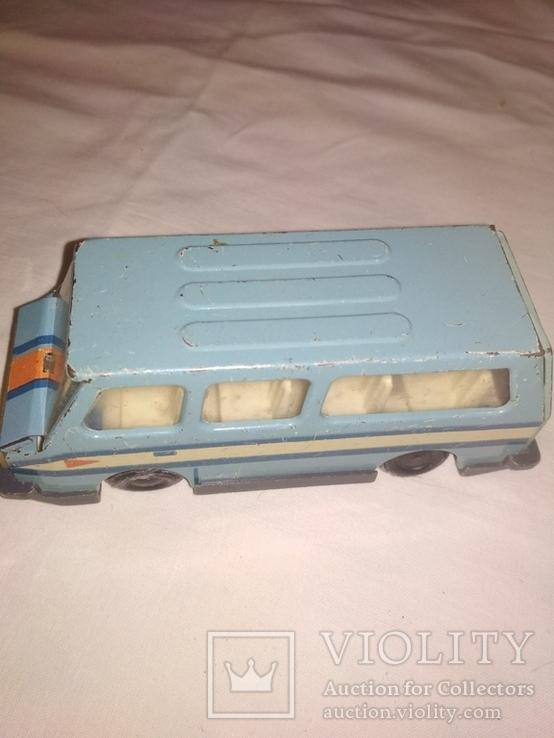 Микроавтобус СССР, фото №3