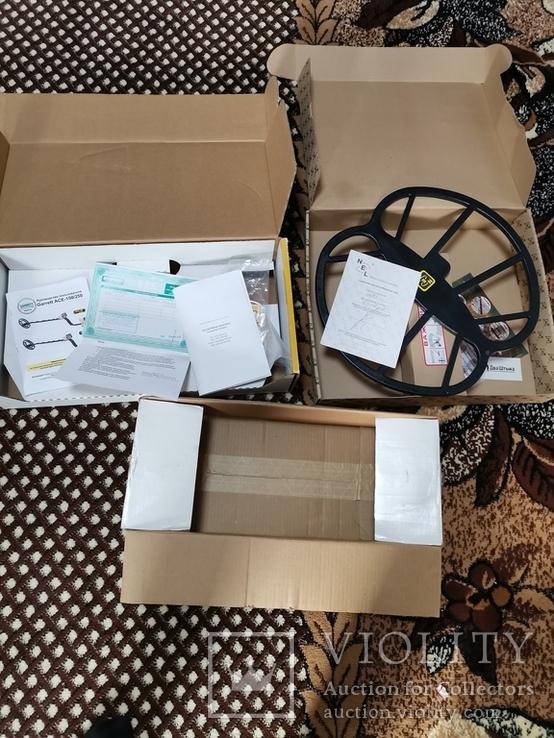 Коробки и защита на нел биг., фото №3