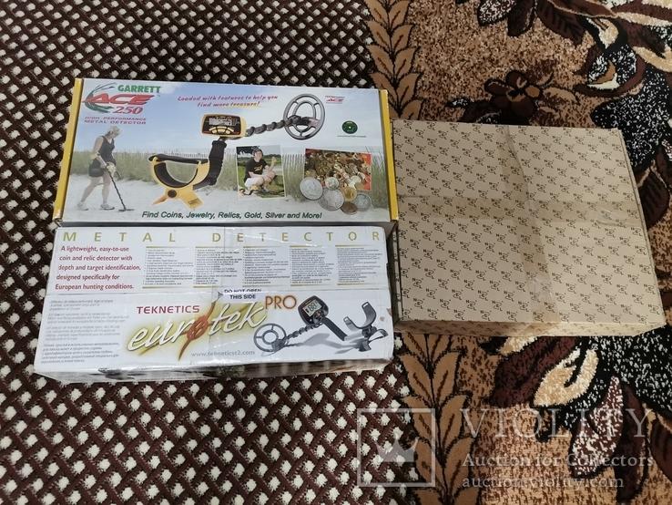 Коробки и защита на нел биг., фото №7