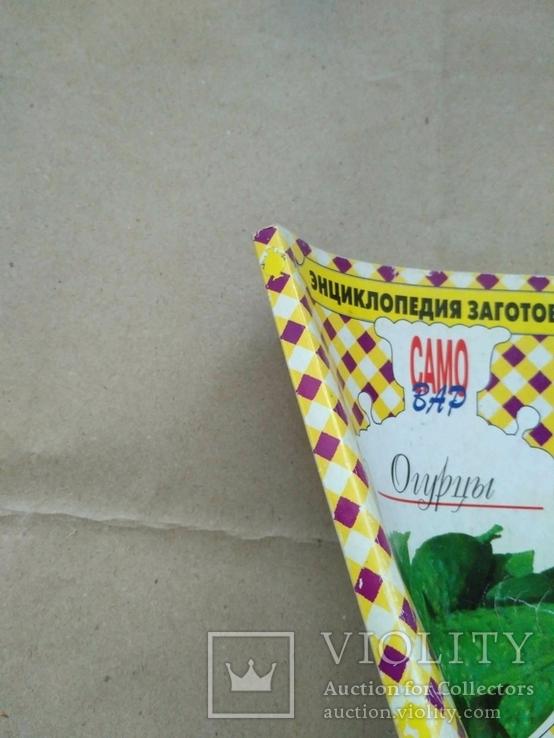 Энциклопедия заготовок Огурцы, фото №3