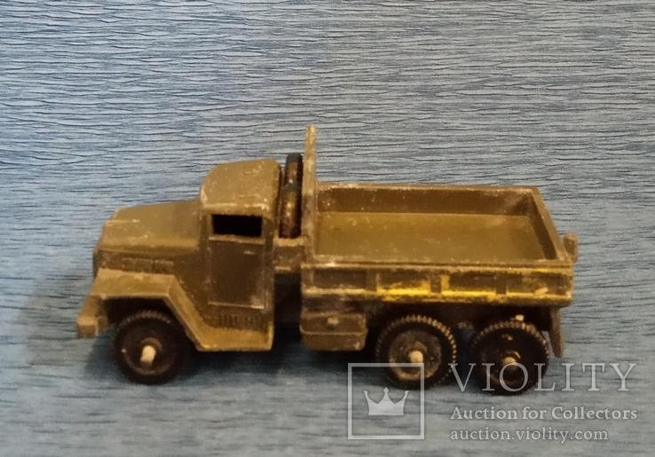 Грузовик военный металл клеймо ТПЗ СССР, фото №2