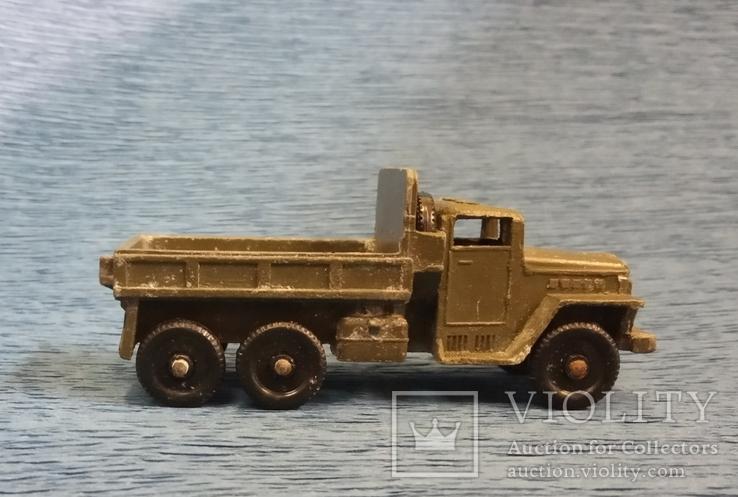Грузовик военный металл клеймо ТПЗ СССР, фото №3
