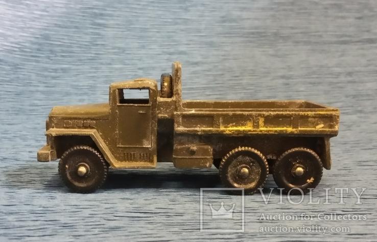 Грузовик военный металл клеймо ТПЗ СССР, фото №4