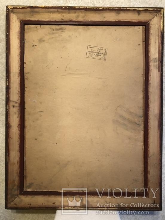 Иосиф Бокшай (младший) «Хатина в горах» 70х50, картон, масло 1976 г., фото №6