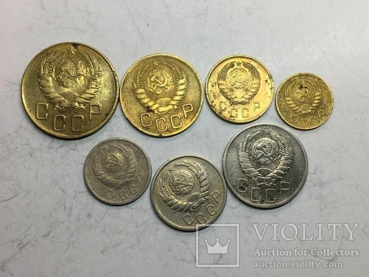 Монеты 1940 года, фото №5