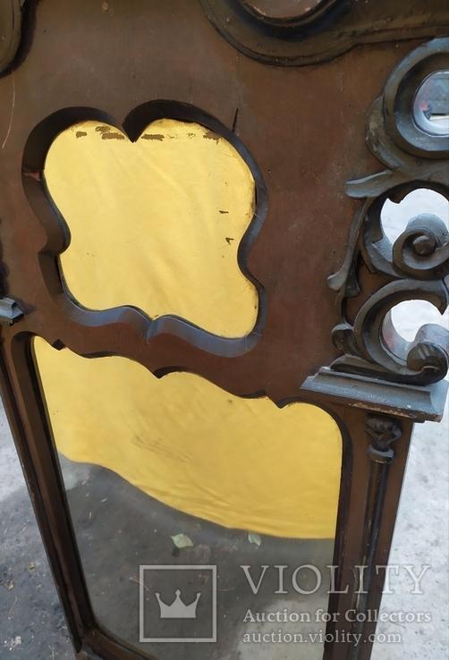 Зеркало старинное настенное 154*59*3,5, фото №7