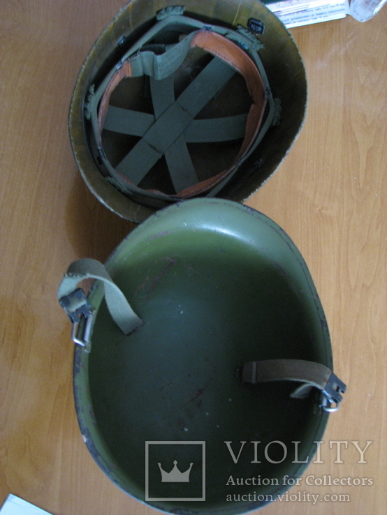 Каска американская М-1, фото №6