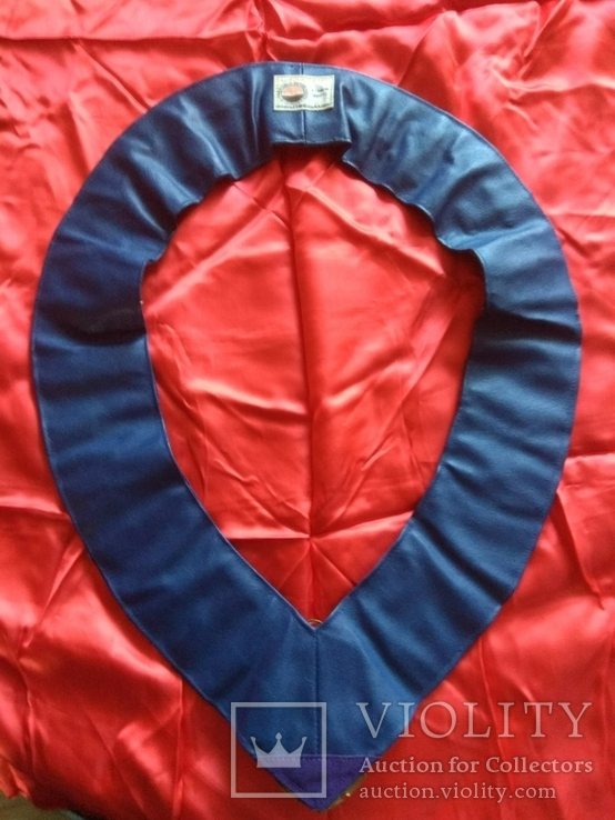 Нагрудная лента Старинного Королевского Ордена Буйволов, фото №9