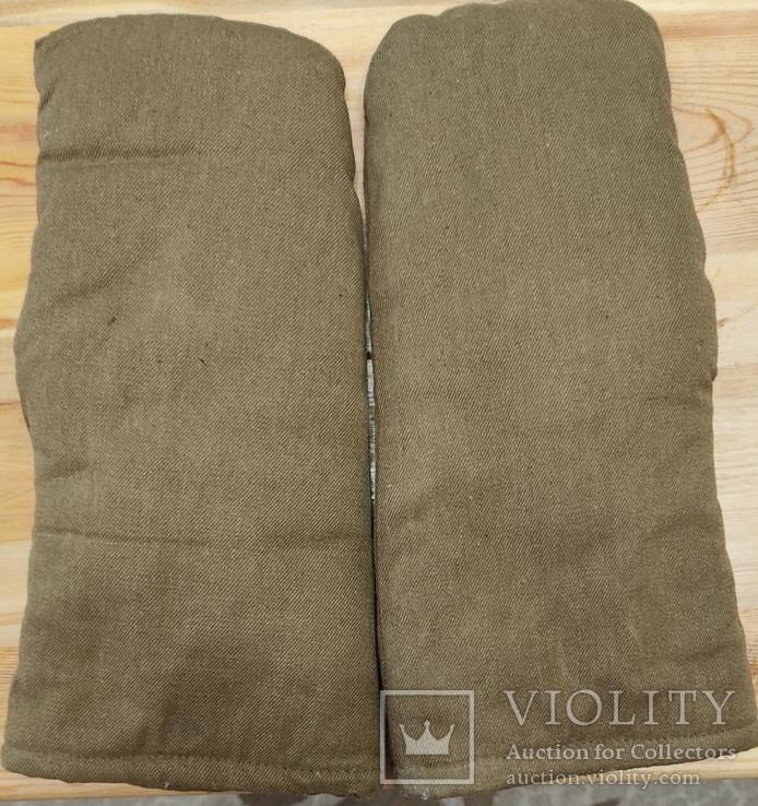 Меховые рукавицы (шубинки) для ПВ СССР, фото №4