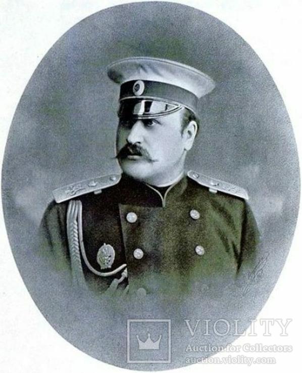 Генерал-майор Генерального штаба РИА Игнатьев Алексей Алексеевич.