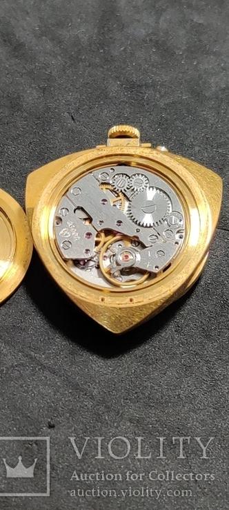 Часы медальон, фото №3