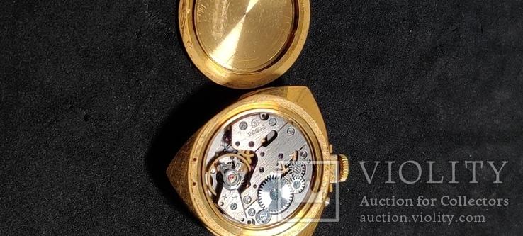 Часы медальон, фото №4