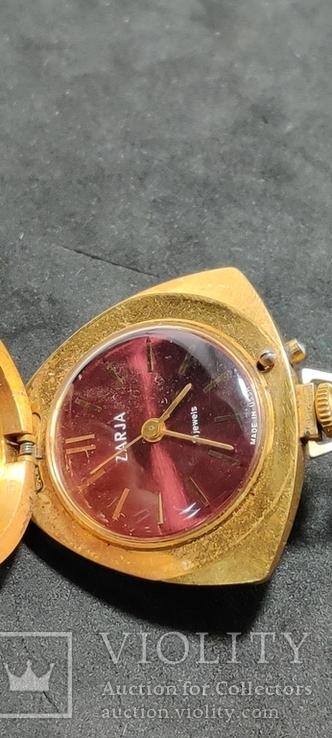 Часы медальон, фото №6