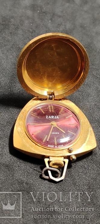 Часы медальон, фото №2