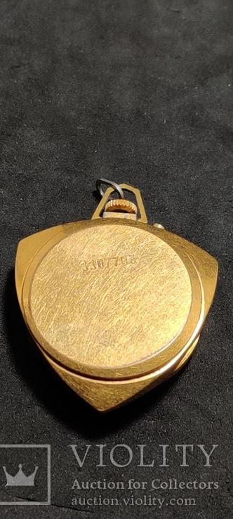 Часы медальон, фото №9