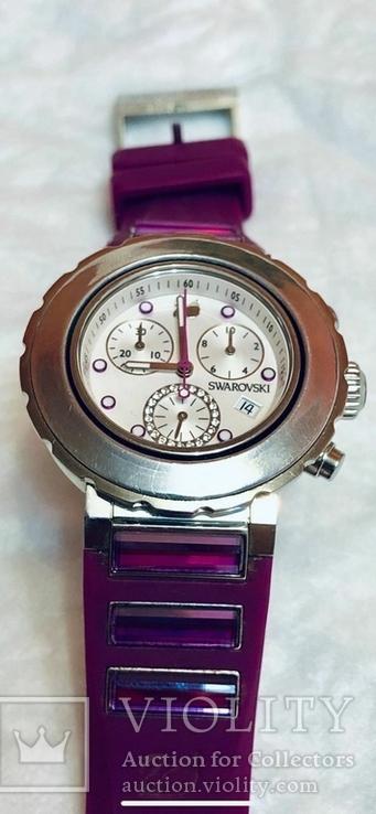 Часы Сваровски, фото №3