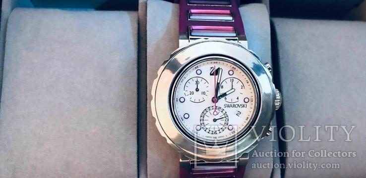 Часы Сваровски, фото №8