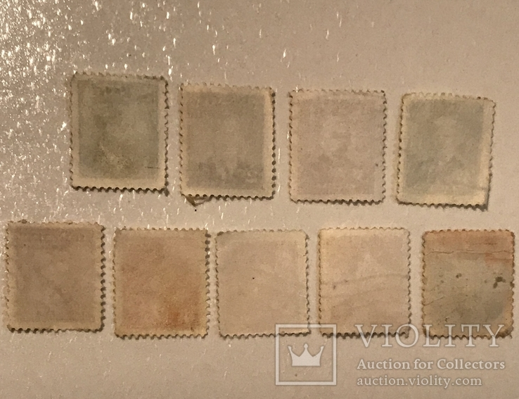 9 сюжетных марок Канады, фото №3