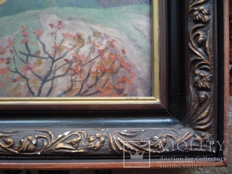 """В.Кофанов (1941 г.рожд.) """"А.С.Пушкин"""", фото №7"""