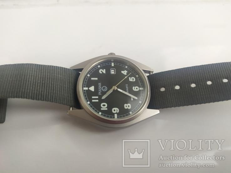 Военные часы A Pulsar G10 Military Wristwatch, 6645-99 оригинал, фото №7