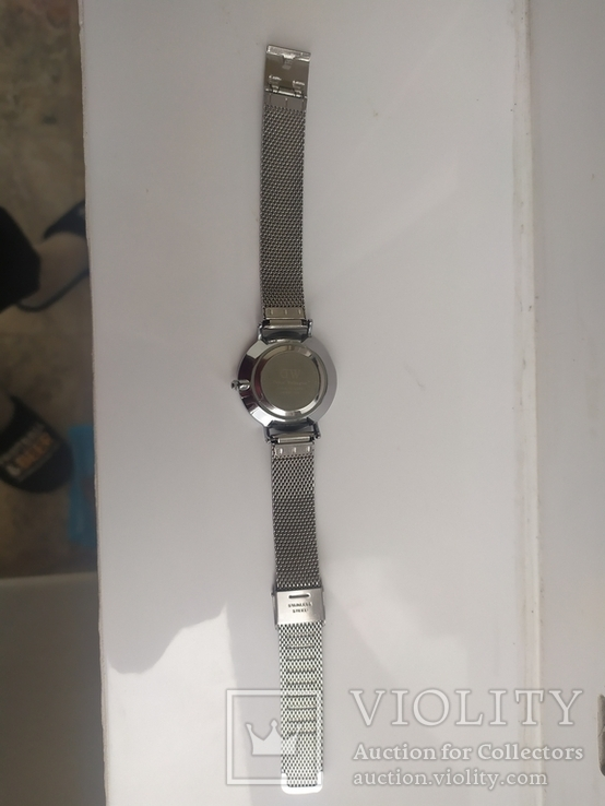 Часы Швеция Daniel Wellington Женские часы Classic DW номер 03050071506 оригинал, фото №4
