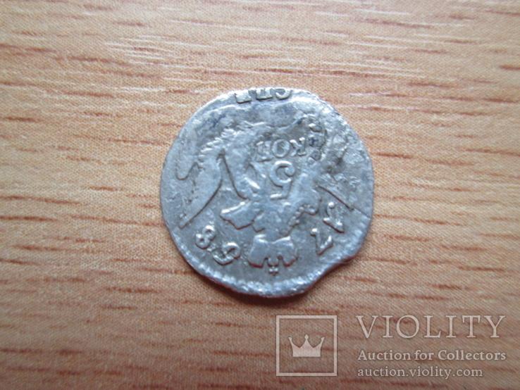5 копеек 1758г. серебро, фото №3