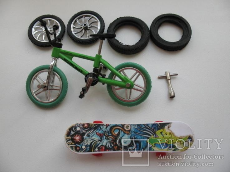 BIKE і скейт., фото №2