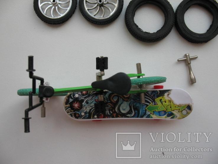 BIKE і скейт., фото №3