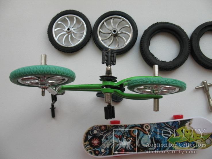 BIKE і скейт., фото №4