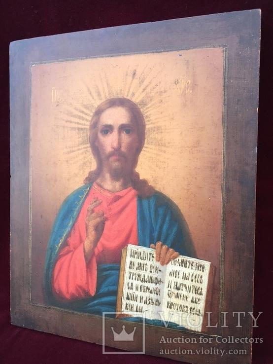 Икона Иисус, фото №6