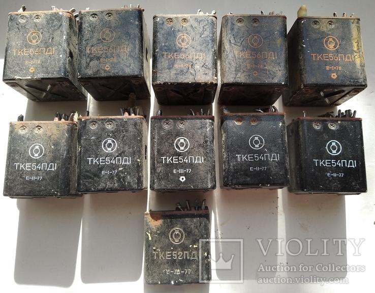 Контакторы ТКЕ. Лот №1, фото №2