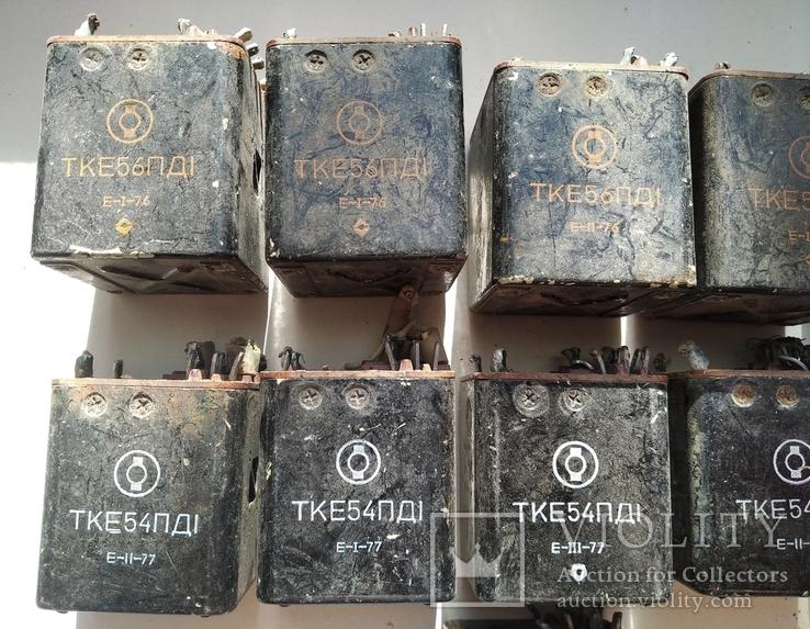 Контакторы ТКЕ. Лот №1, фото №3