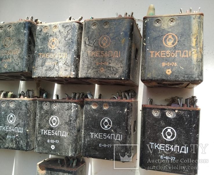 Контакторы ТКЕ. Лот №1, фото №4