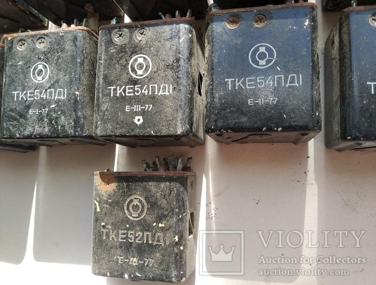 Контакторы ТКЕ. Лот №1, фото №5