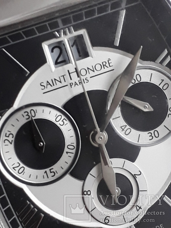 "Хронограф ""Saint Honore"", модель ""Depose"", фото №5"