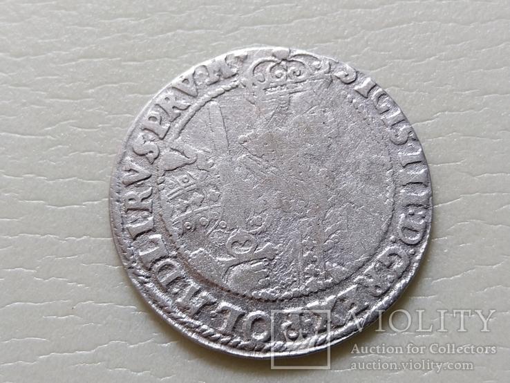Коронный Орт 1623 год. Быгдощ. (№1)., фото №2