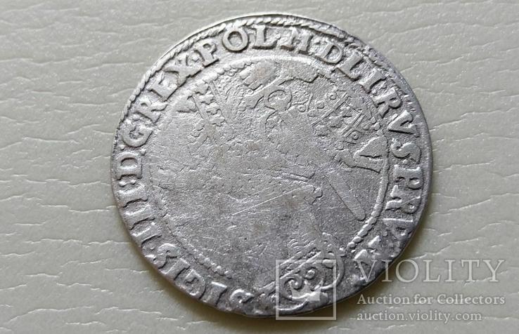 Коронный Орт 1623 год. Быгдощ. (№1)., фото №5
