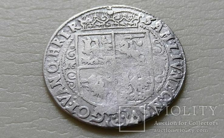 Коронный Орт 1623 год. Быгдощ. (№1)., фото №8