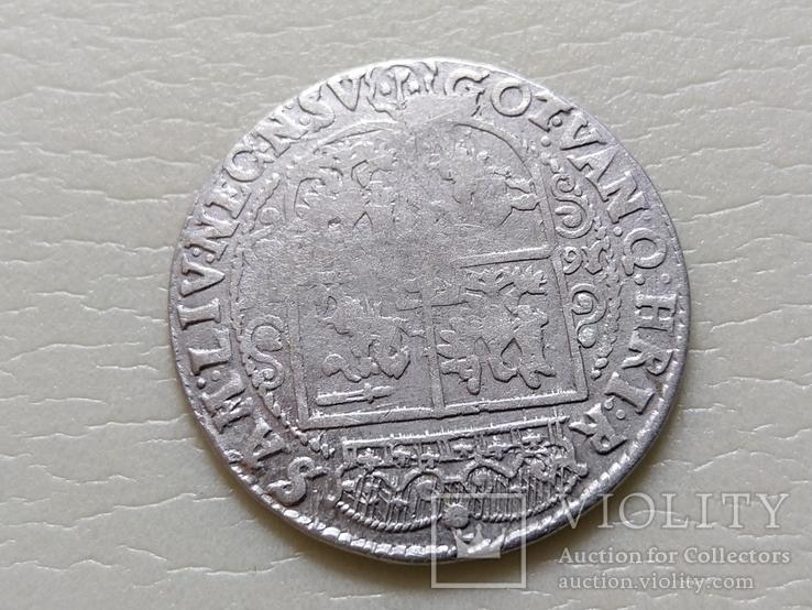 Коронный Орт 1623 год. Быгдощ. (№1)., фото №10