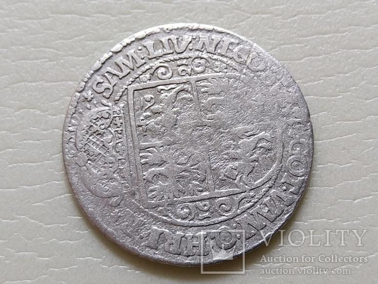"""Коронный Орт 1621 год. Быгдощ. (№5). нет буквы S """"SIGI""""., фото №8"""