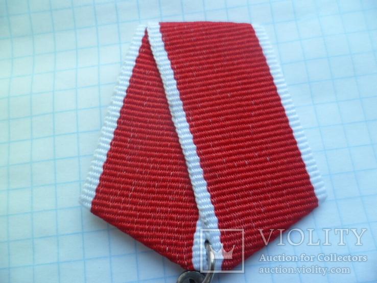 Серебрений крест мужество копия, фото №5