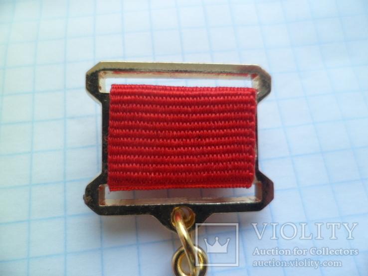 Орден боевого красного знамени копия, фото №4