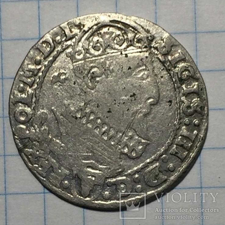Шестак 1626 г(R4), фото №3