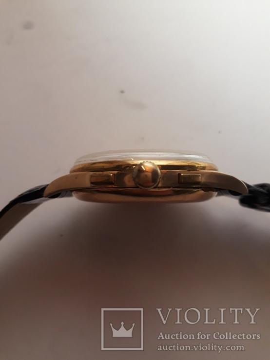 Часы золотые швейцарские TITUS, фото №4