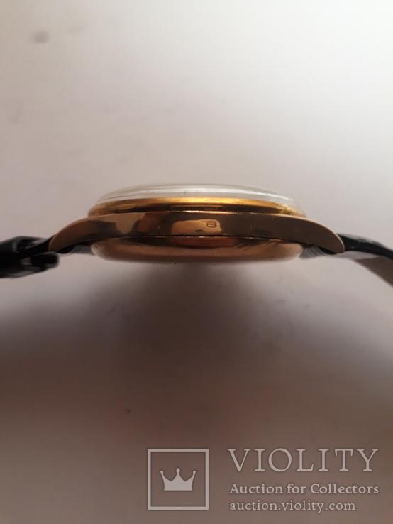 Часы золотые швейцарские TITUS, фото №6