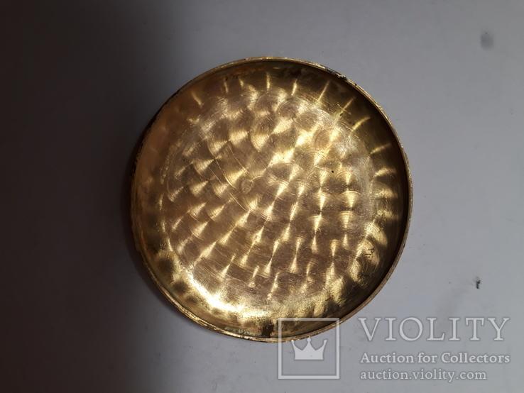 Часы золотые швейцарские TITUS, фото №7