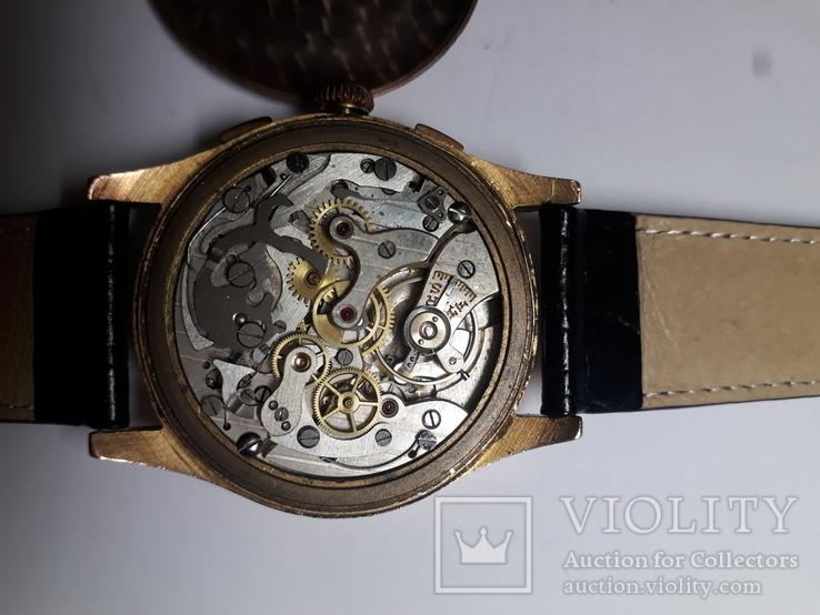 Часы золотые швейцарские TITUS, фото №9